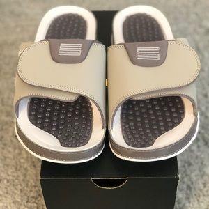 Jordan Hydro 11 retro sandals